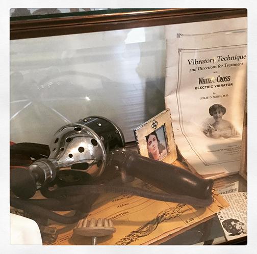 My Personal Vintage Vibrator Museum in Los Angeles | Naughty LA